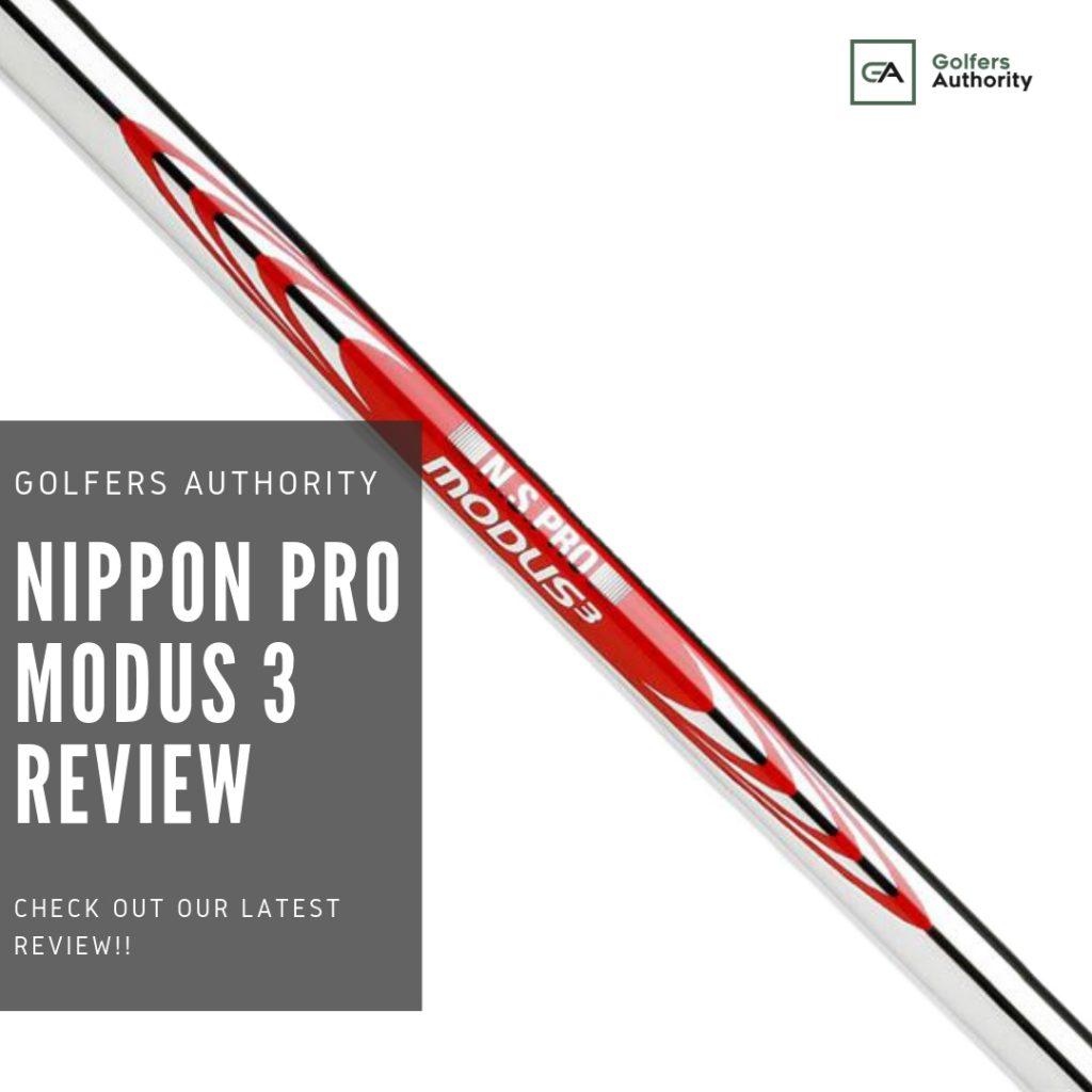 Nippon Pro Modus 3 Shaft1