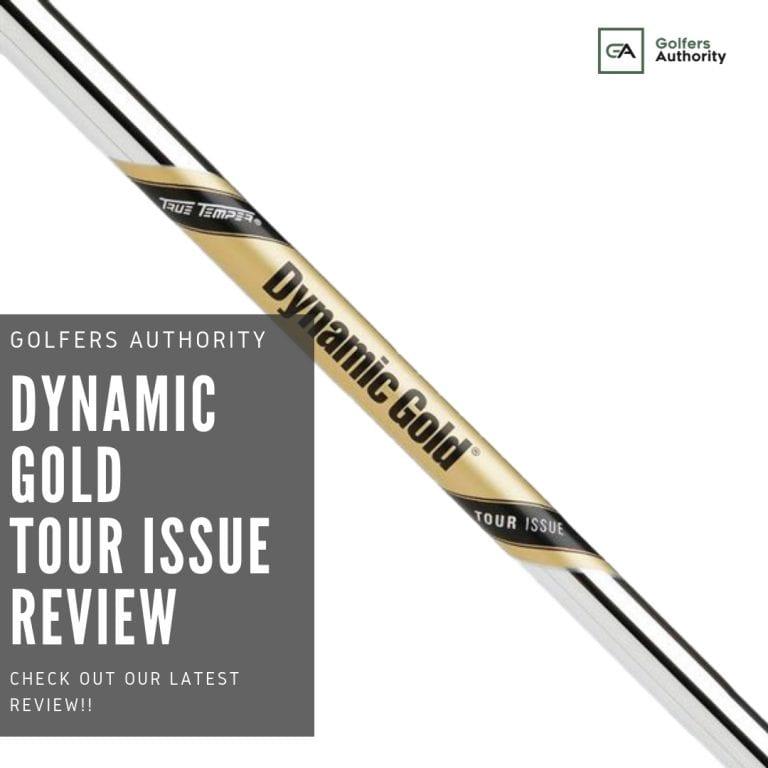 True Temper Dynamic Gold