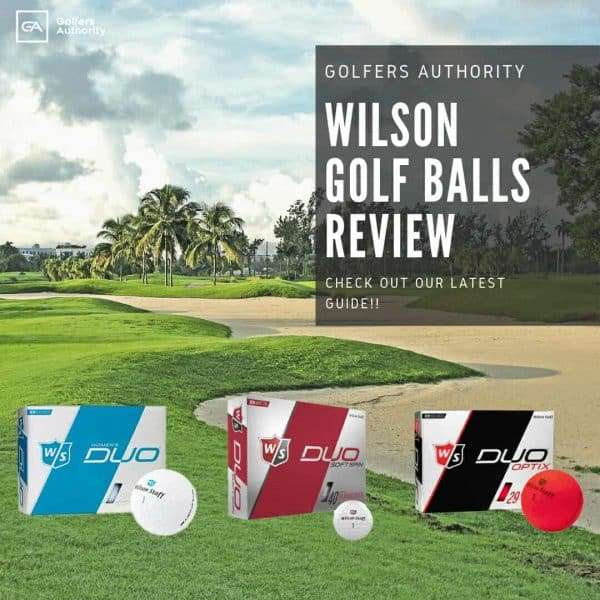 Wilson Golf Balls Review1