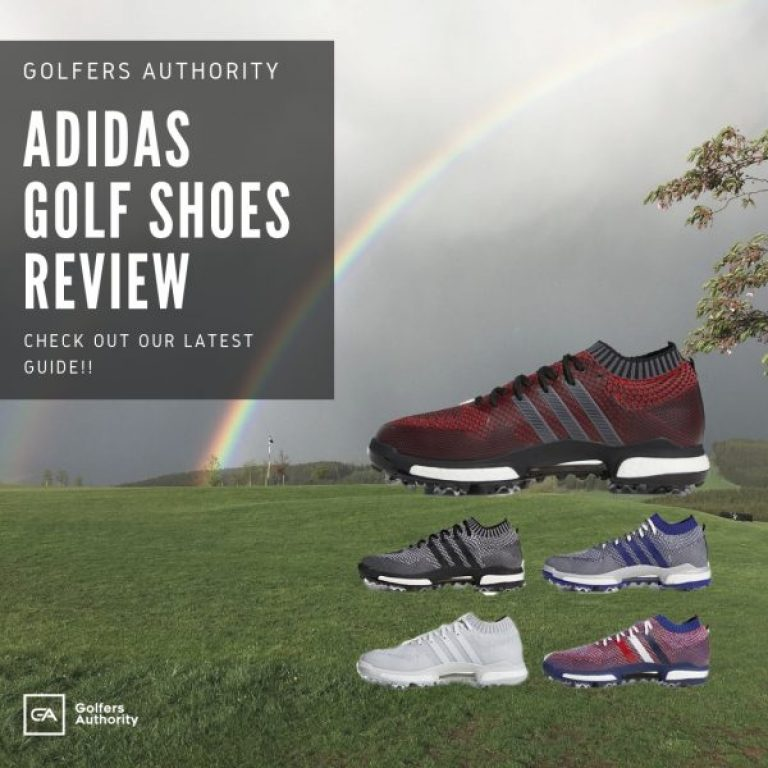 Adidas Golf Shoes 1
