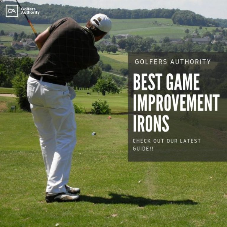 Best Game Improvement Irons1