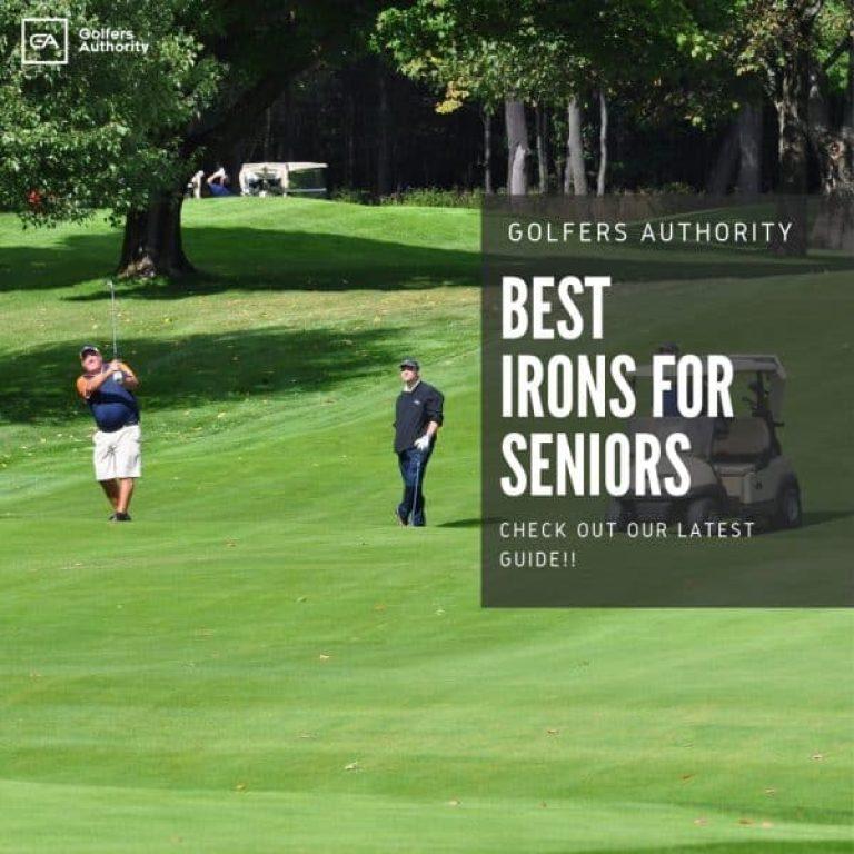 Best Golf Irons For Seniors 1