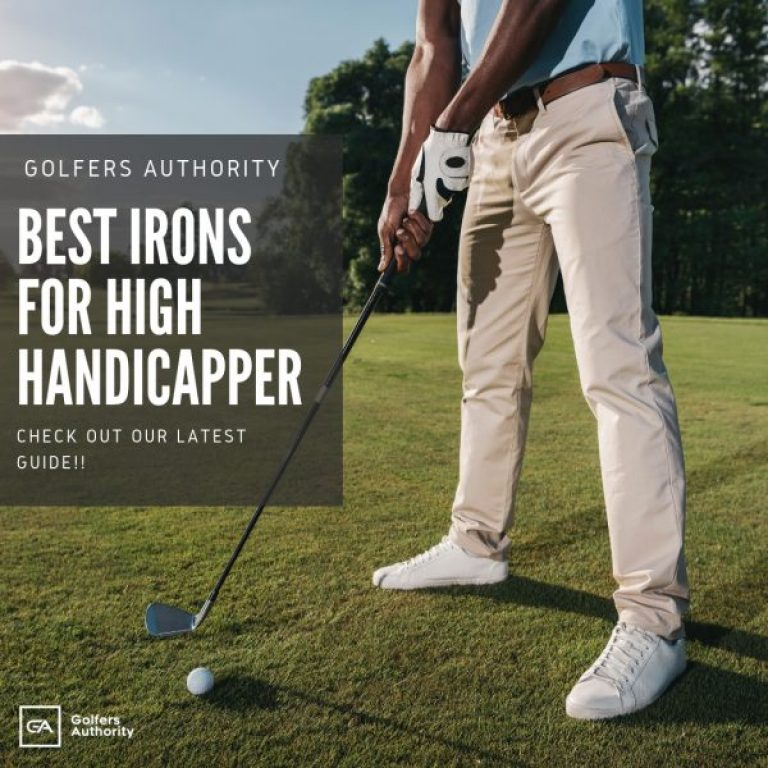 Best Irons For High Handicappers1