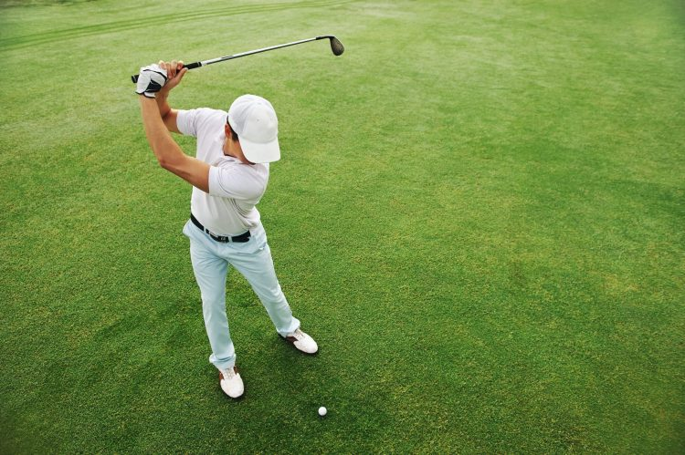 variable length golf theory
