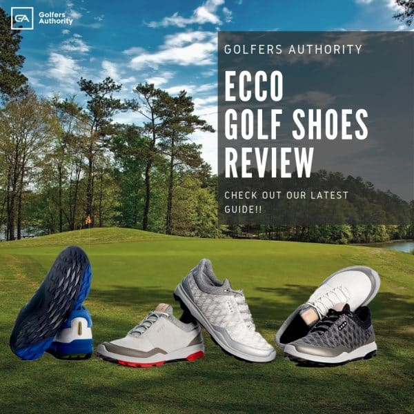 Ecco Golf Shoes 1