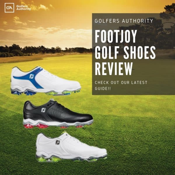 Footjoy Golf Shoes 1