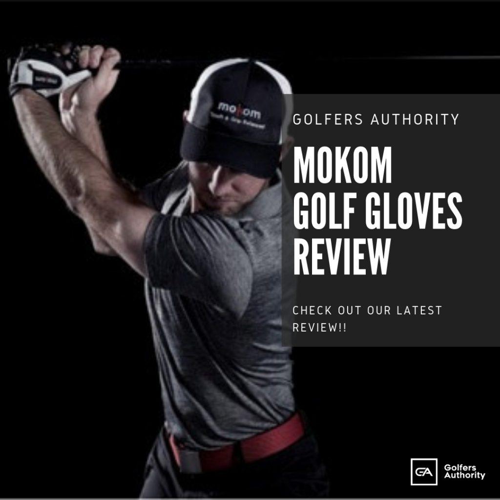 Mokom Golf Gloves2