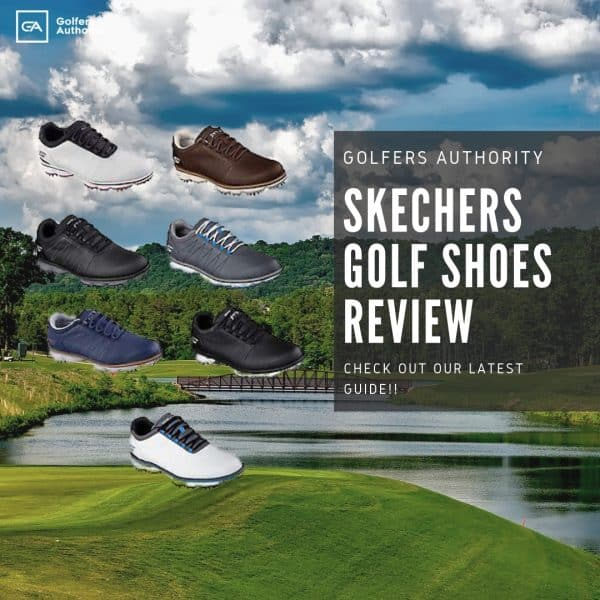 Skechers Golf Shoes 1