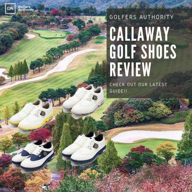 Callaway Golf Shoes 1