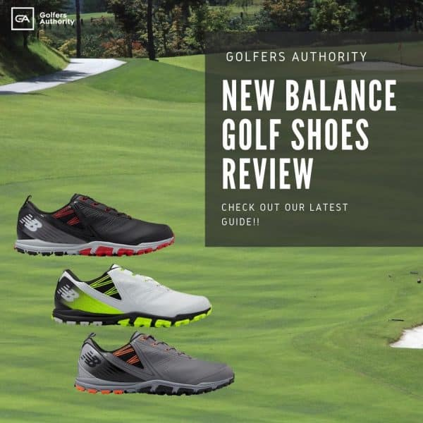 New Balance Golf Shoes 1