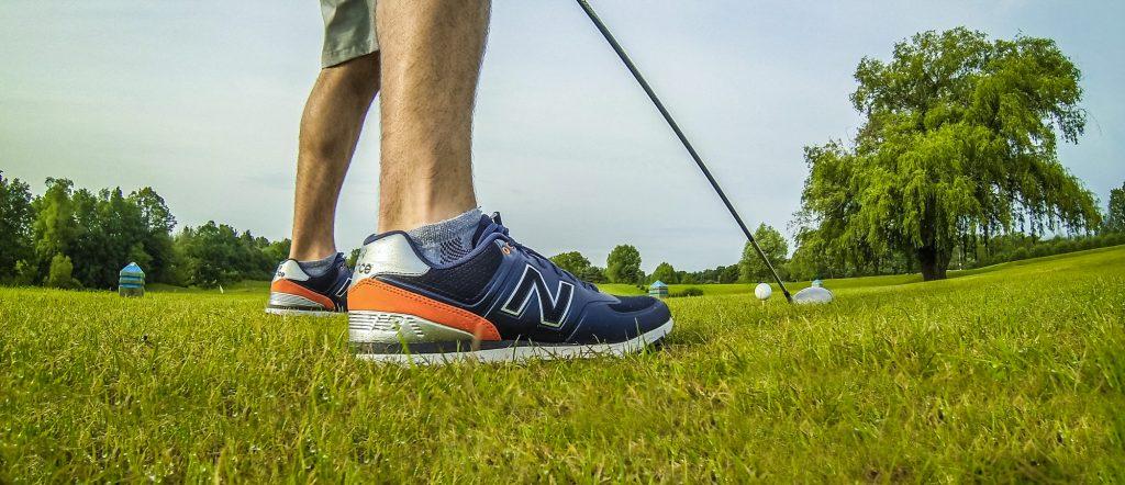 Newbalance 574 Golf Shoe