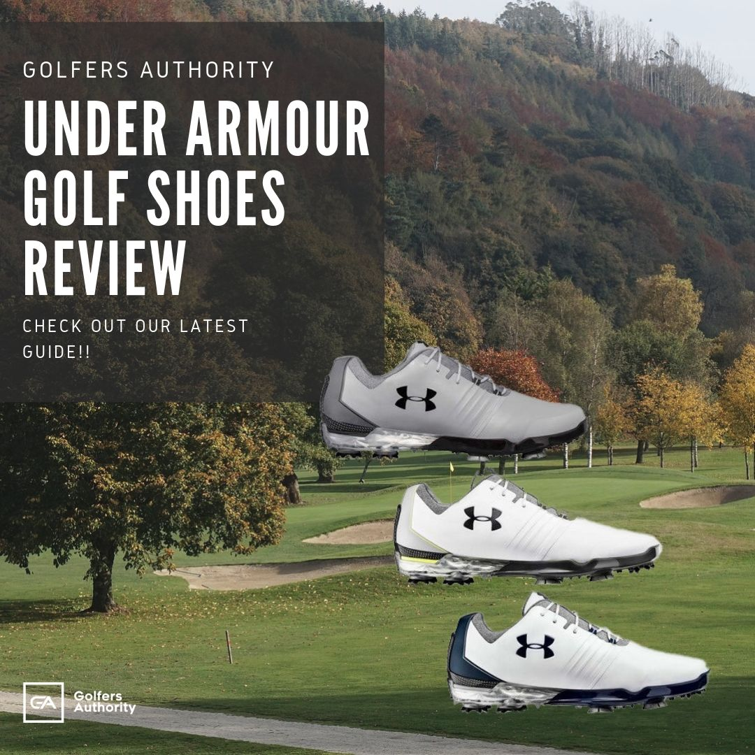 Under Armour Shoes 1