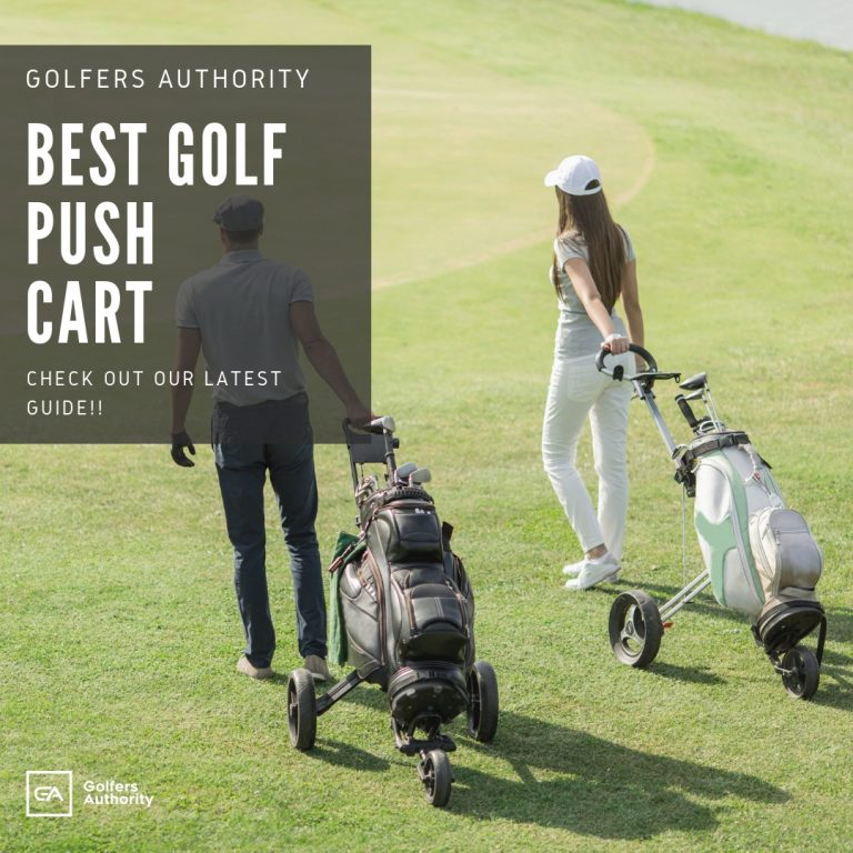 Best Golf Pushcart Review