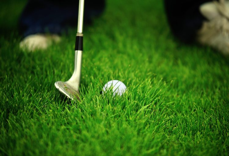 Golf Ball Position