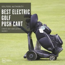 Electric Golf Pushcart Review