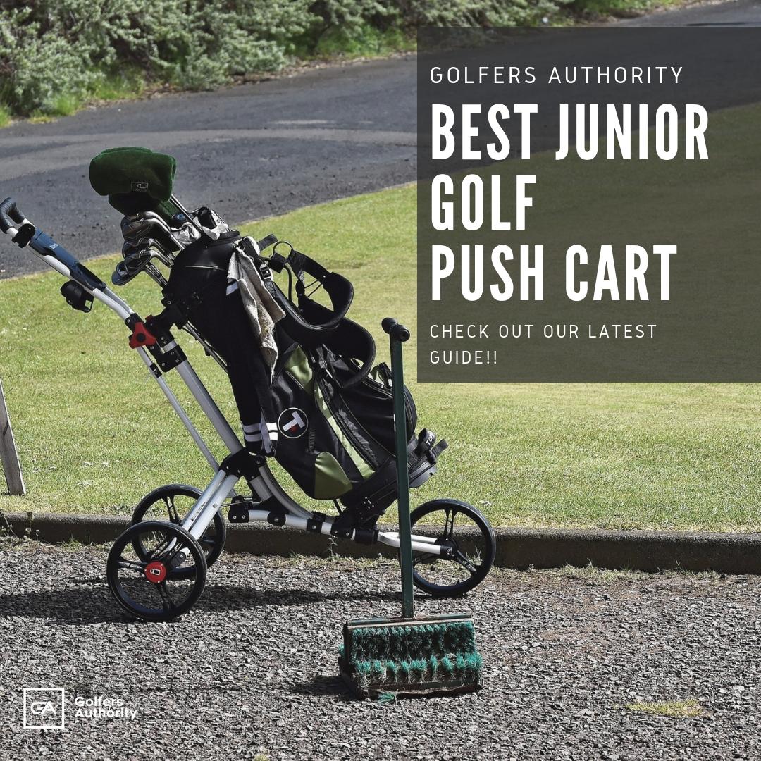 Junior Push Cart