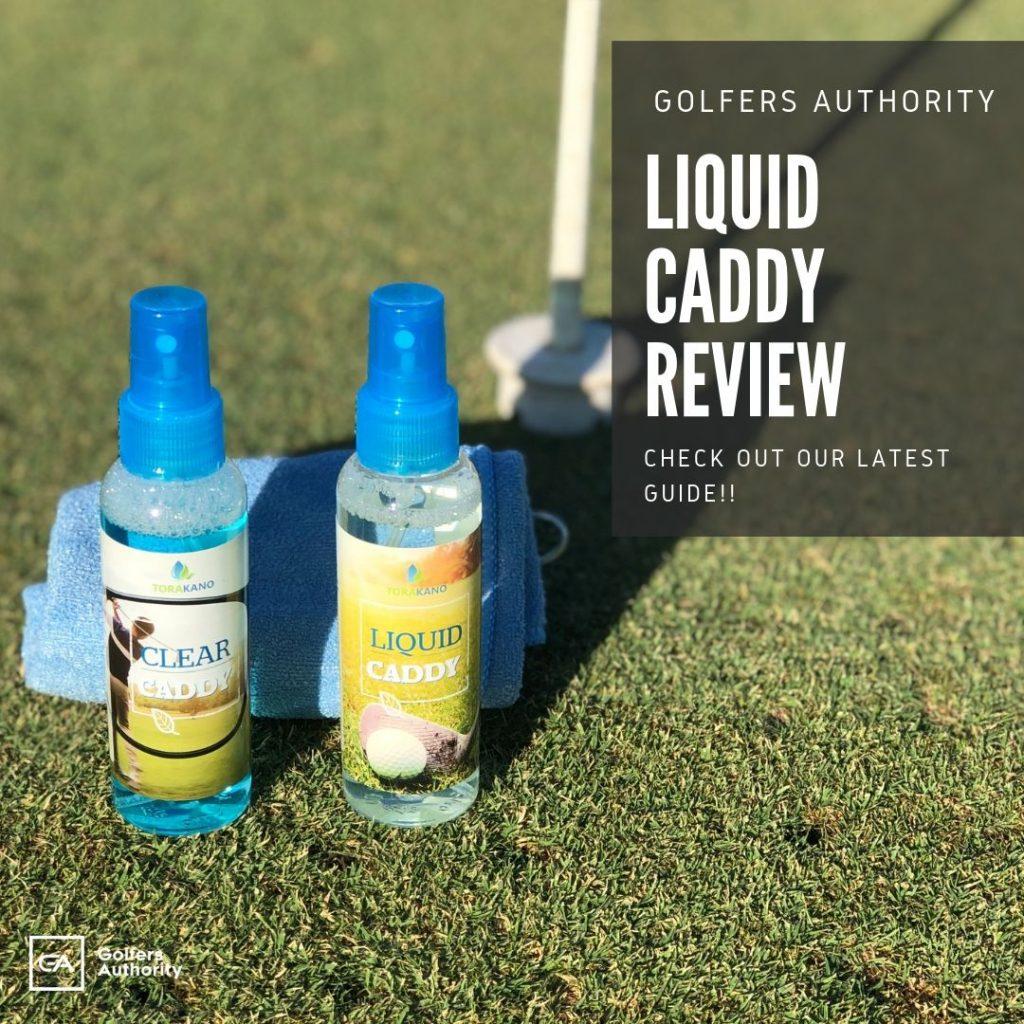 Liquid Caddy Review 1