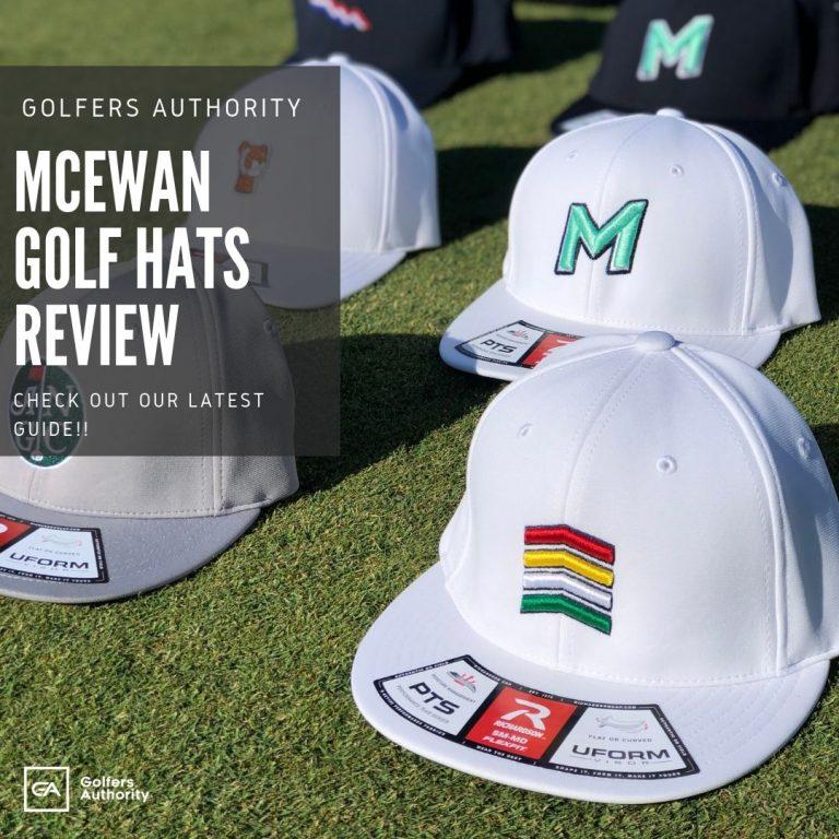 Mcewan Golf Hats Review1