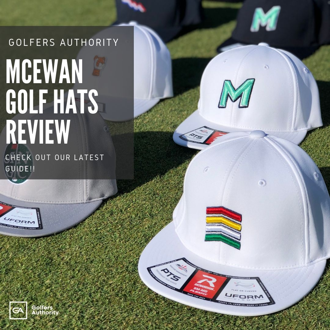 Mcewan Golf Hats Review1