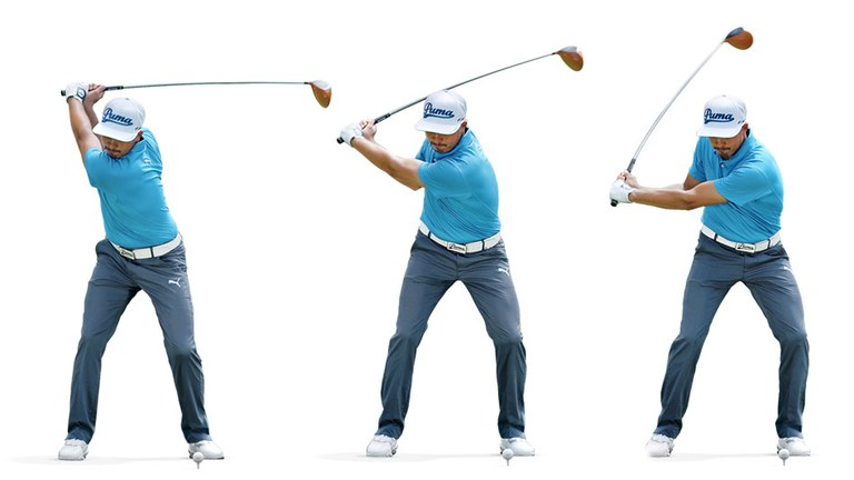 Muscles In Golf