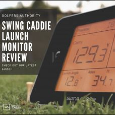 Swing Caddie Golf Launch Monitor Review1