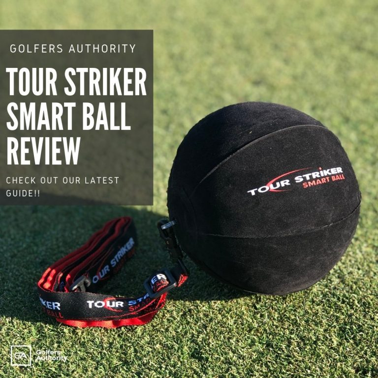 Tour Striker Smart Ball Review1