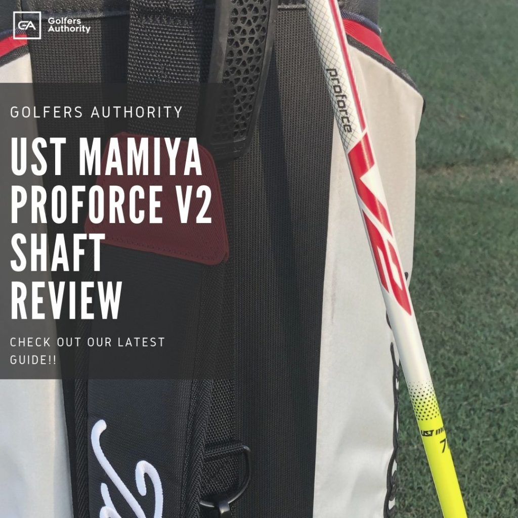 Ust Mamiya Proforce V2 Shaft Review1