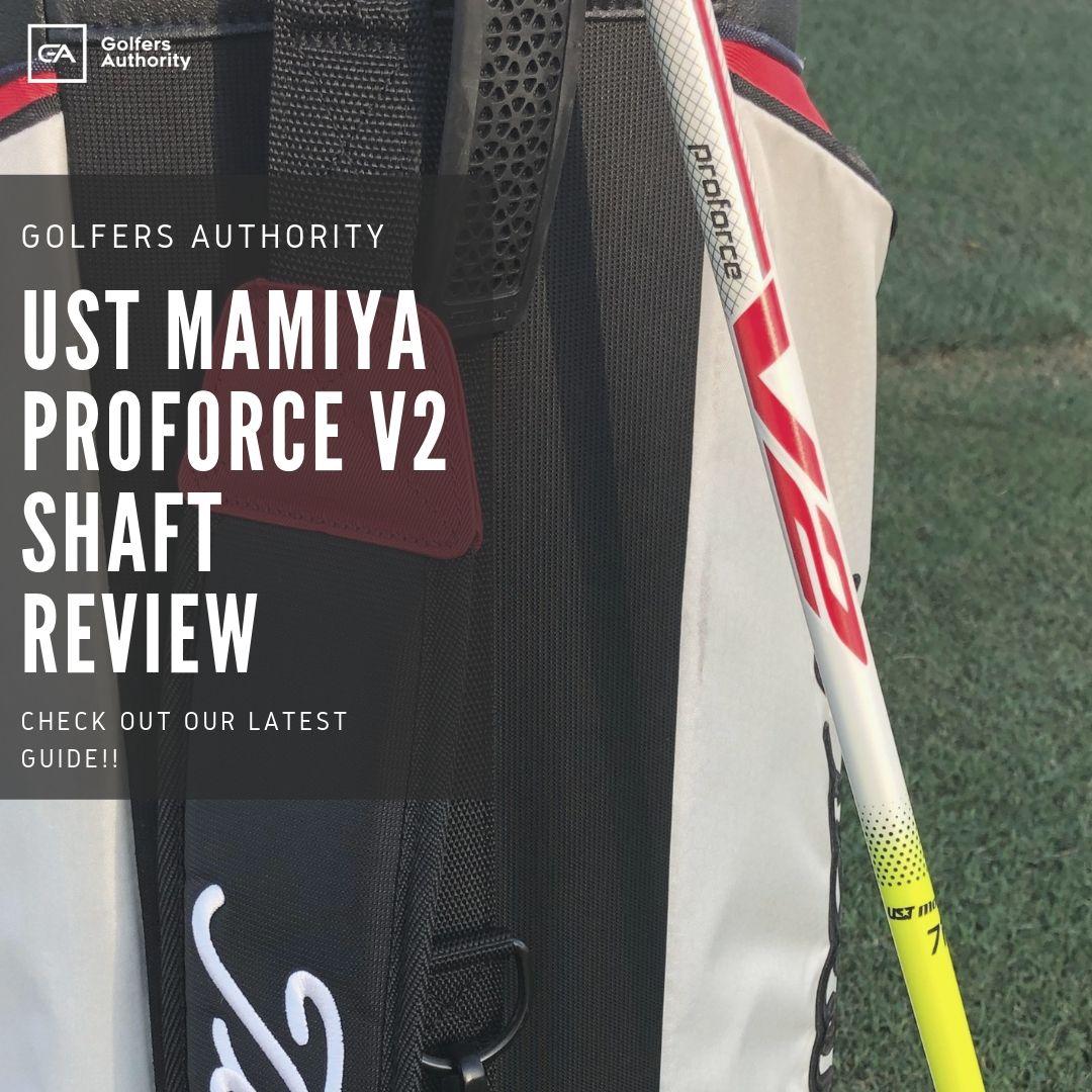 Ust Mamiya Proforce V2 Shaft Review1
