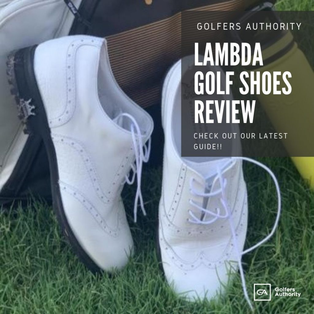 Lambda Golf Shoes Review1