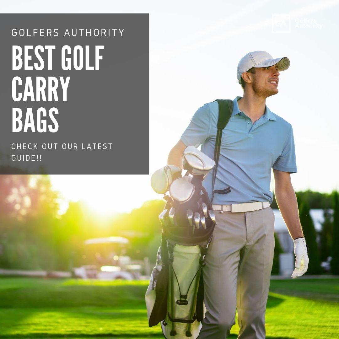 Best Golf Carry Bags1