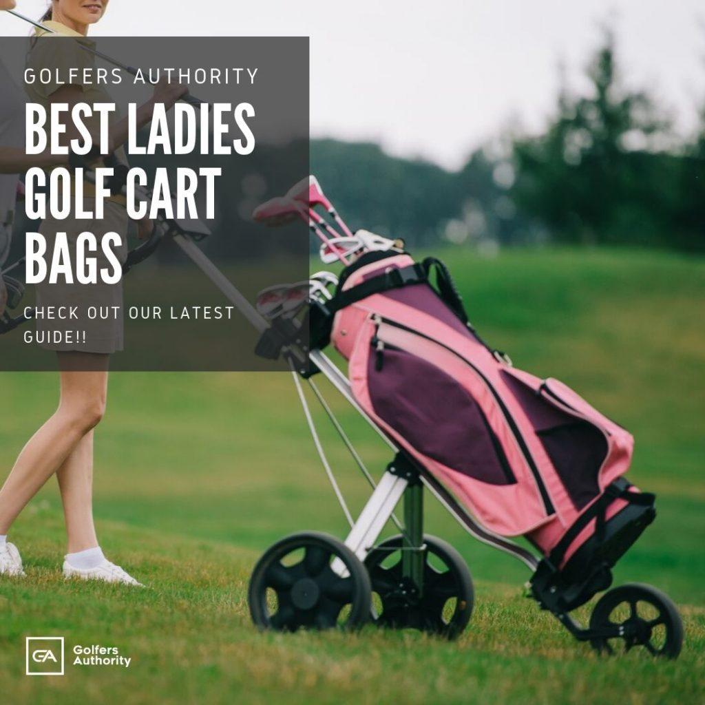 Best Ladies Golf Cart Bags1