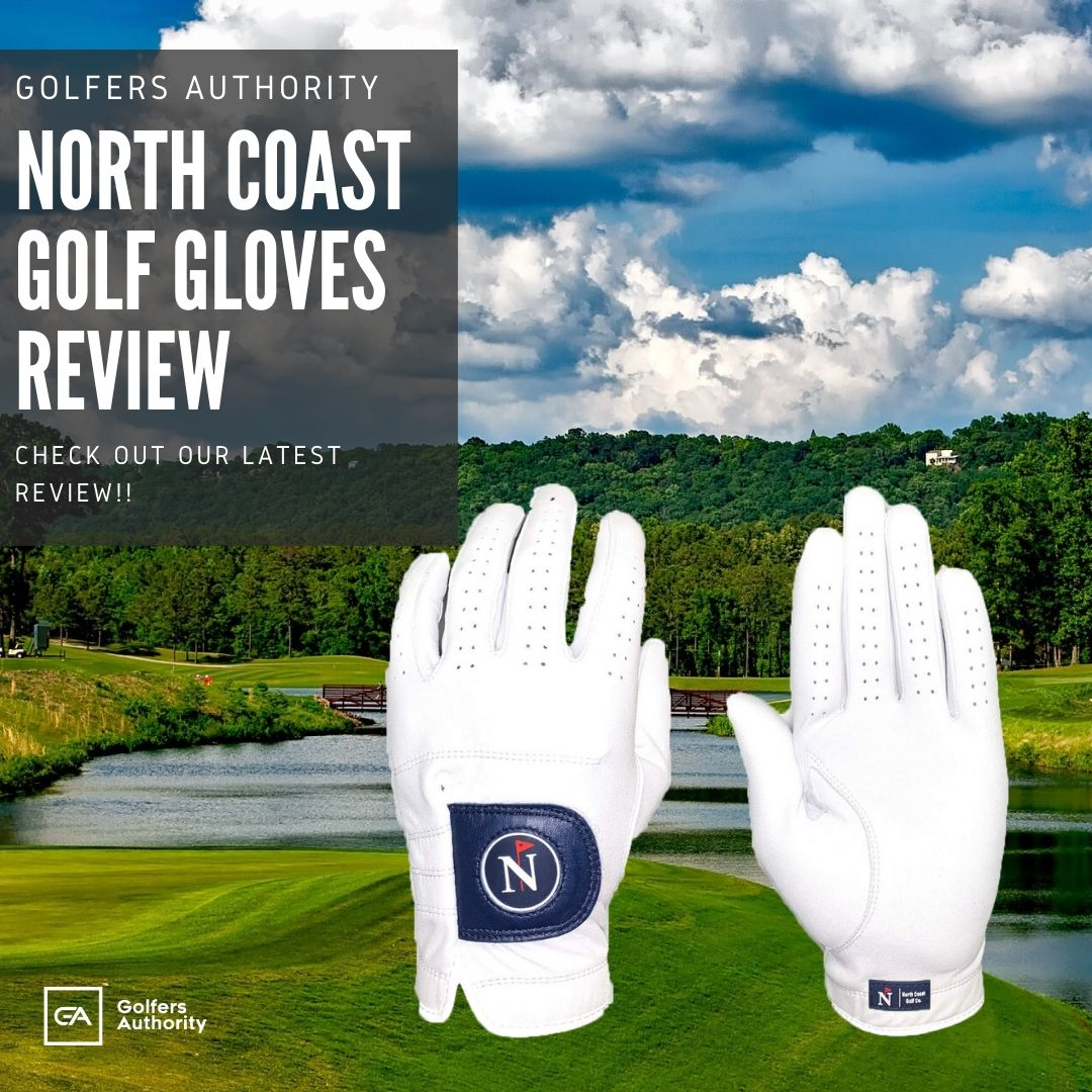 North Coast Golf Gloves Review1