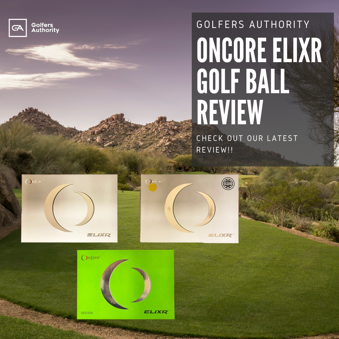 Oncore Elixr Golf Ball Review1