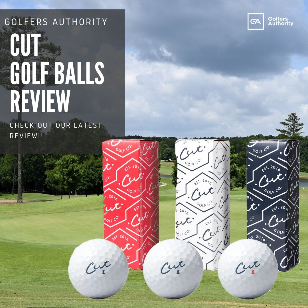Cut Golf Balls Review