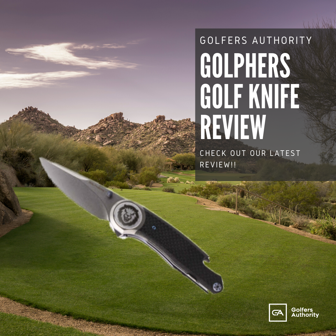 Golphers Golf Knife Review
