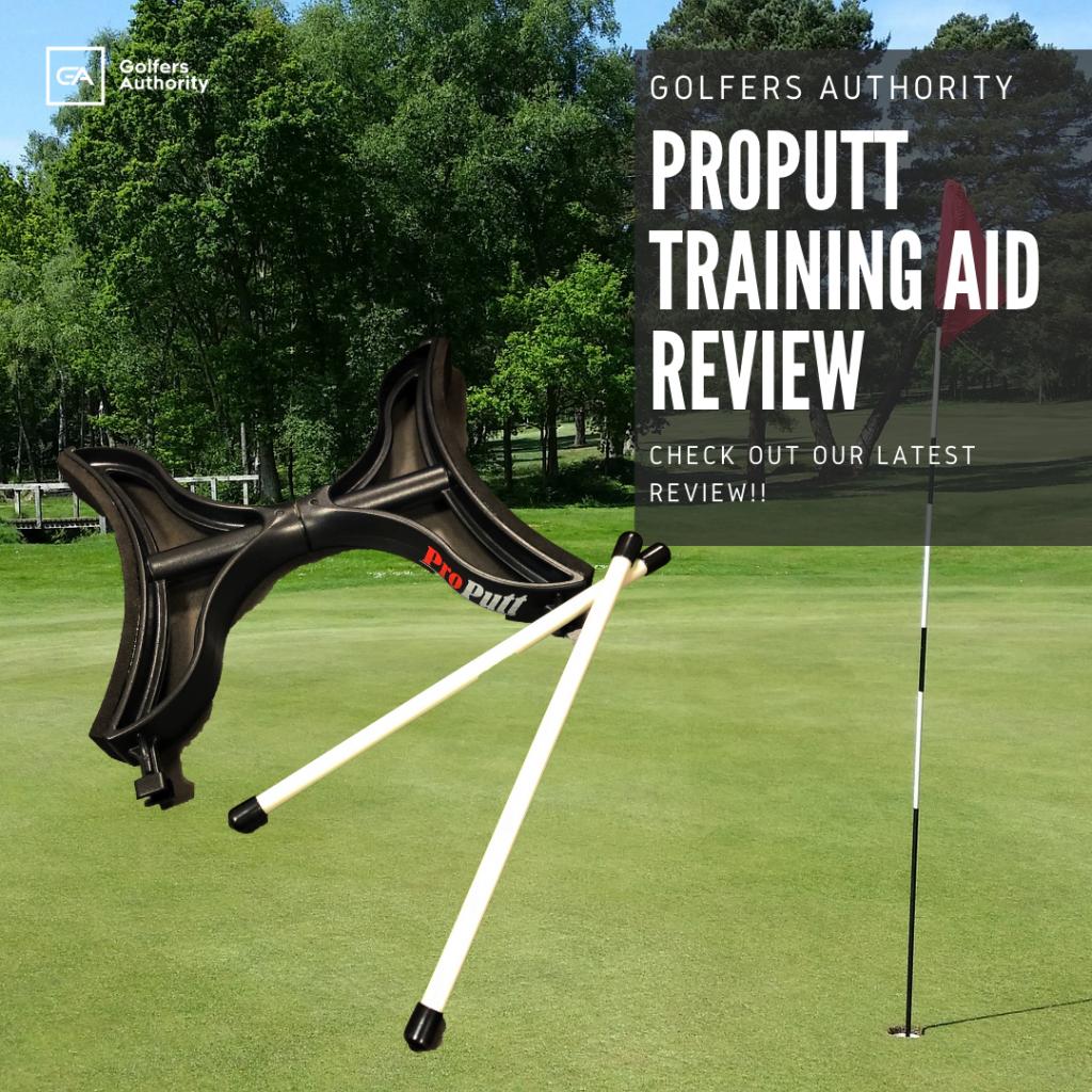 Proputt Golf Training Aid Review