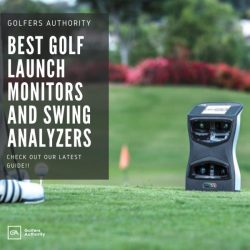 best golf launch monitors and swing analyzers
