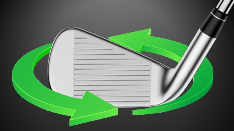 golf club twist
