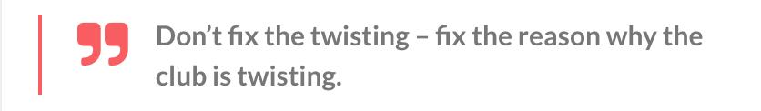 club twisting