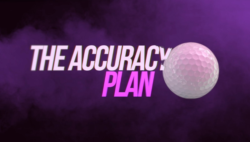the accuracy plan front