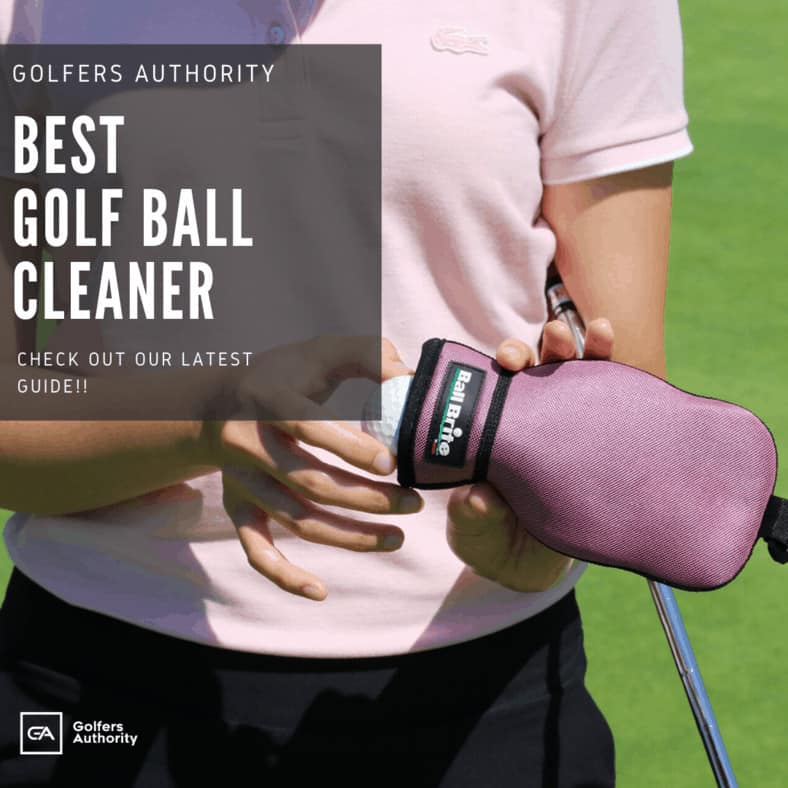 best golf ball cleaner