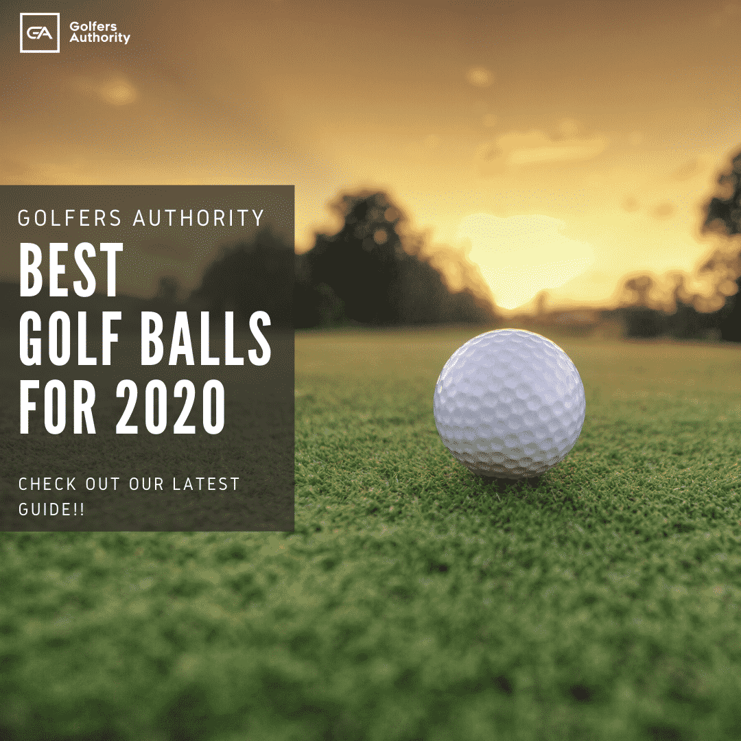 best golf balls for 2020