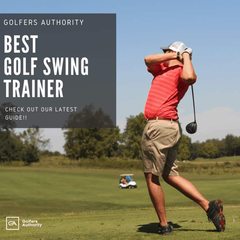 best golf swing trainer 1