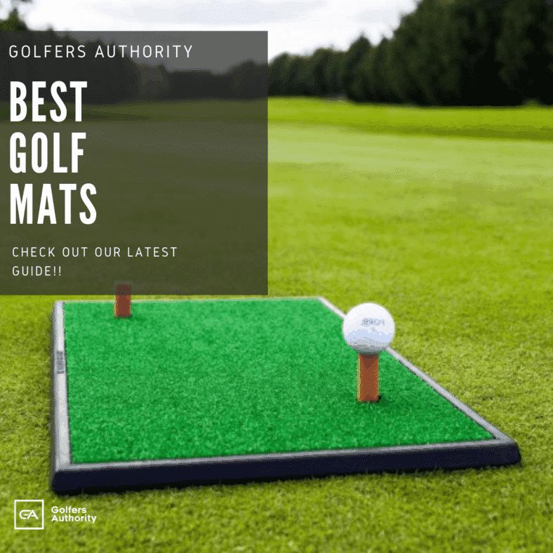 best golf mats