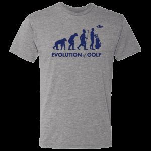 evolution of golf gray