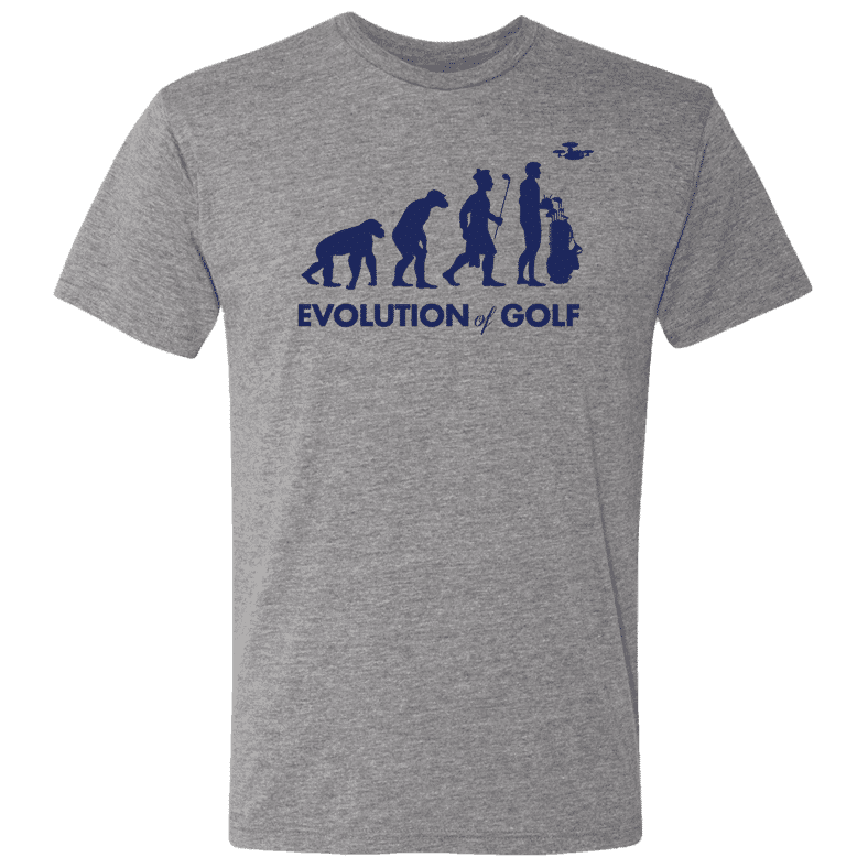 evolution of golf gray