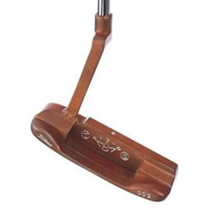 titleist scotty cameron circle t x5 tour dual balance putter steel right handed 33.5 in
