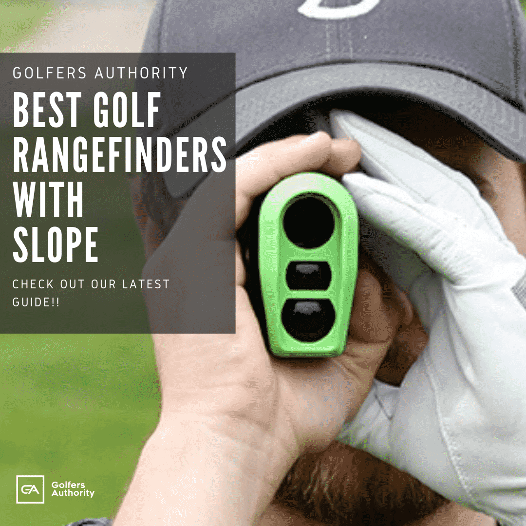 best golf rangefinders with slope 1