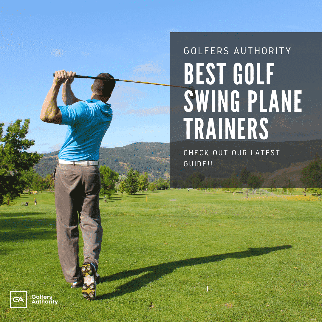 best golf swing plane trainers