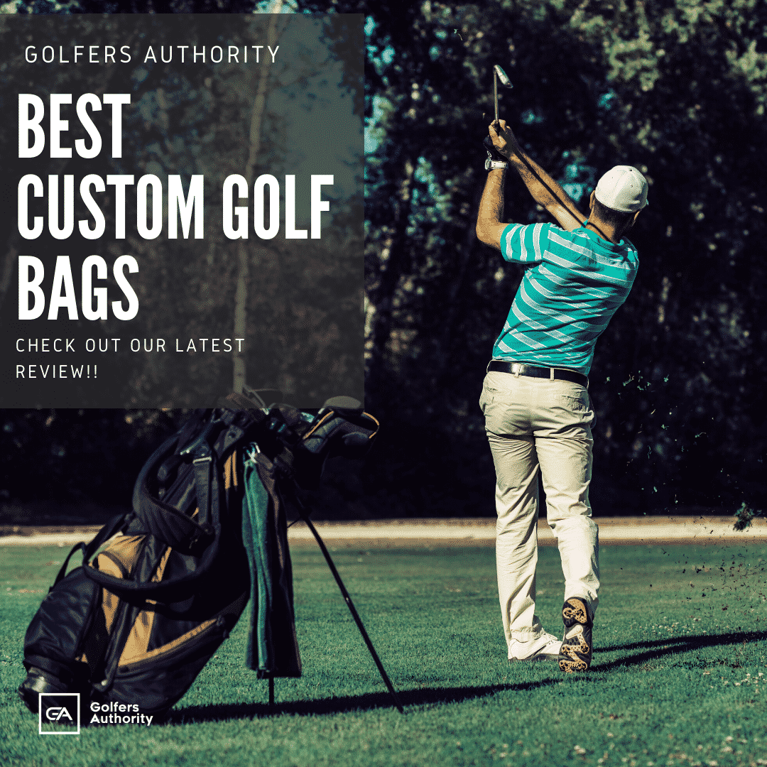 best custom golf bags